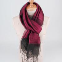 丝绸丝巾女士桑蚕丝围巾长款春秋冬季百搭新款女式大纱巾