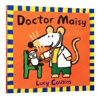 英文原版进口绘本 Doctor Maisy 小鼠波波医生 廖彩杏少儿童书英语启蒙 图画书