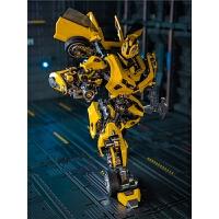 变形擎天金刚柱大黄蜂合金战刃模型机器人玩具