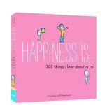 英文进口原版 Happiness Is 幸福是…200件关于我爱妈妈的事things hings I Love Abo