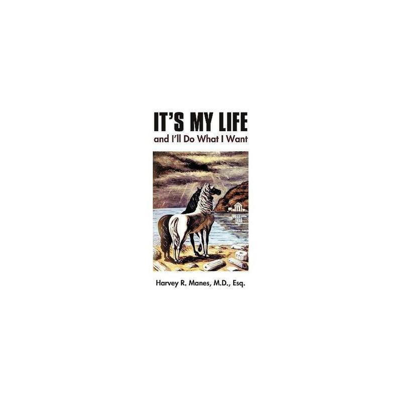 【预订】It's My Life and I'll Do What I Want 美国库房发货,通常付款后3-5周到货!