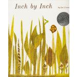 Inch by Inch [Paperback]一寸虫(凯迪克银奖,平装) ISBN9780688132835