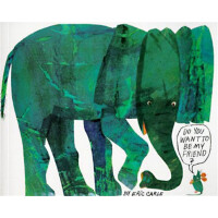 Eric Carle: Do You Want to Be My Friend? 你想和我做朋友吗?