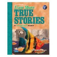 【预订】Even More True Stories: An Intermediate Reader
