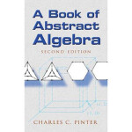 【全新直发】A Book of Abstract Algebra, 2nd Edition Charles C. Pi