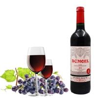 柏翠 406元/瓶 莫埃尔伯爵干红葡萄酒 法国原装进口 750ml