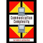 【预订】Communication Complexity