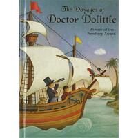 杜丽特医生航海记(精装) The Voyages of Doctor Dolittle