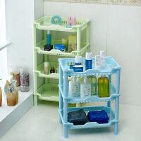 门扉 置物架 浴室卫生间塑料脸盆架落地式厨房储物收纳架