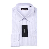 Youngor/雅戈尔新款商务正装免烫男士职业工装长袖衬衫VP658