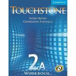 【预订】Touchstone Workbook 2a