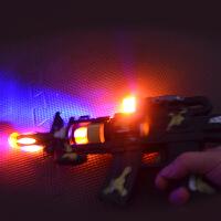 电动玩具枪声光震动3-9岁儿童发射软弹枪男孩仿真枪