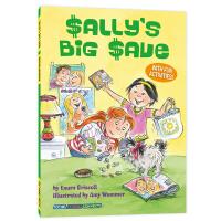 """成长全知道:莎莉的""""省钱""""计划 Social Studies Connects : Sally's Big Save"""