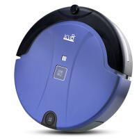 kv8扫地机器人家用全自动一体机智能吸尘器拖地机C19扫地机器人家用全自动一体机超薄智能吸尘器拖地机擦地机蓝色