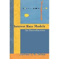 【预订】Interest Rate Models: An Introduction