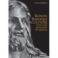 【预订】Roman Baroque Sculture for the Knights of Malta