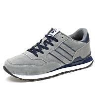 DAZED CONFUSED 潮牌新款男士运动鞋休闲鞋男跑步鞋透气轻复古跑鞋春夏鞋子男鞋