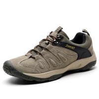 登山鞋男运动户外鞋防滑中年爸爸鞋秋季休闲鞋男旅游鞋子