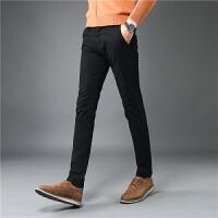 新款2018男士裤子夏季男装休闲裤青少年学生裤力男士长裤潮流
