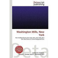 【预订】Washington Mills, New York