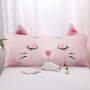 床头板靠垫大靠背软包卧室卡通枕头