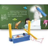 趣味导电 儿童科学实验科技手工小制作 科学DIY实验材料 拼装玩具