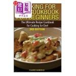 【中商海外直订】Cooking for One Cookbook for Beginners: The Ultimat