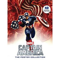 Captain America: The Poster Collection: 40 Removable Poster