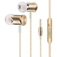 X7耳机入耳式重低音K歌耳塞式男女生手机通用线控带麦