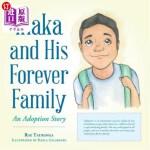 【中商海外直订】Ihaka and His Forever Family: An Adoption Story