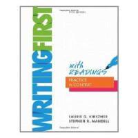 【预订】Writing First with Readings: Practice in Context