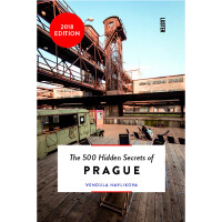【中商原版】布拉格500个不为人知的秘密 英文原版 The 500 Hidden Secrets of Prague