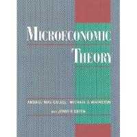 【预订】Microeconomic Theory