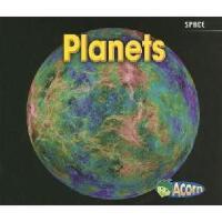 【预订】Planets Y9781432927547