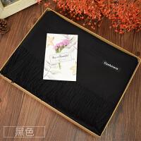 新年礼物男生日礼物女生围巾礼盒送闺蜜朋友老公男女老师浪漫元旦礼品