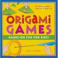 【预订】Origami Games: Hands-On Fun for Kids!