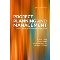 英文原版Project Planning & Management:A Guide For Nurses And In