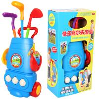 儿童高尔夫玩具 运动户外球类玩具高尔夫玩具球套装球杆宝宝