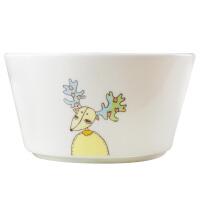 陶瓷碗米饭碗创意餐具套装家用吃饭泡面碗