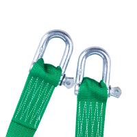 【支持礼品卡支付】YooCar 汽车拖车绳 车用越野车牵引绳拉车绳带 救援绳5米 5吨 Y-024