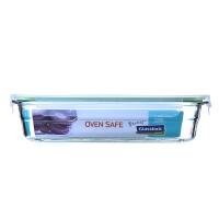 GLASSLOCK三光云彩韩国箱收纳盒微波炉饭盒钢化玻璃保鲜盒OCRP220