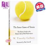 【中商海外直订】The Inner Game of Tennis: The Classic Guide to the