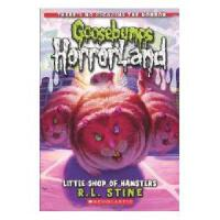 英文原版儿童书 Goosebumps Horrorland 14: Little Shop of Hamsters鸡皮