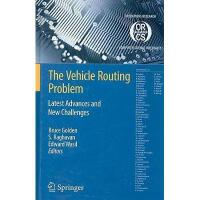 【预订】The Vehicle Routing Problem: Latest Advances and New