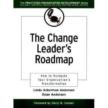【预订】The Change Leader'S Roadmap: How To Navigate Your 美国库房发货,通常付款后3-5周到货!