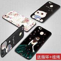 【买2送1】小米红米4x手机壳 红米4X手机套硅胶防摔卡通软壳手机保护套女潮