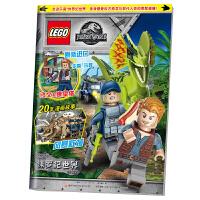 乐高侏罗纪世界 特辑2(赠乐高玩具)