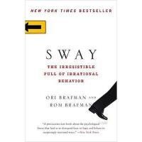 【预订】Sway: The Irresistible Pull of Irrational Behavior