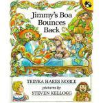 【预订】Jimmy's Boa Bounces Back