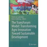 【预订】The TransForum Model: Transforming Agro Innovation